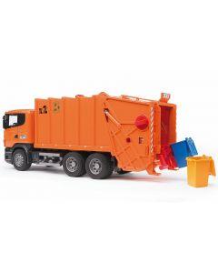 Scania śmieciarka