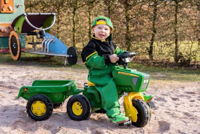 ranking traktorów na pedały dla dzieci