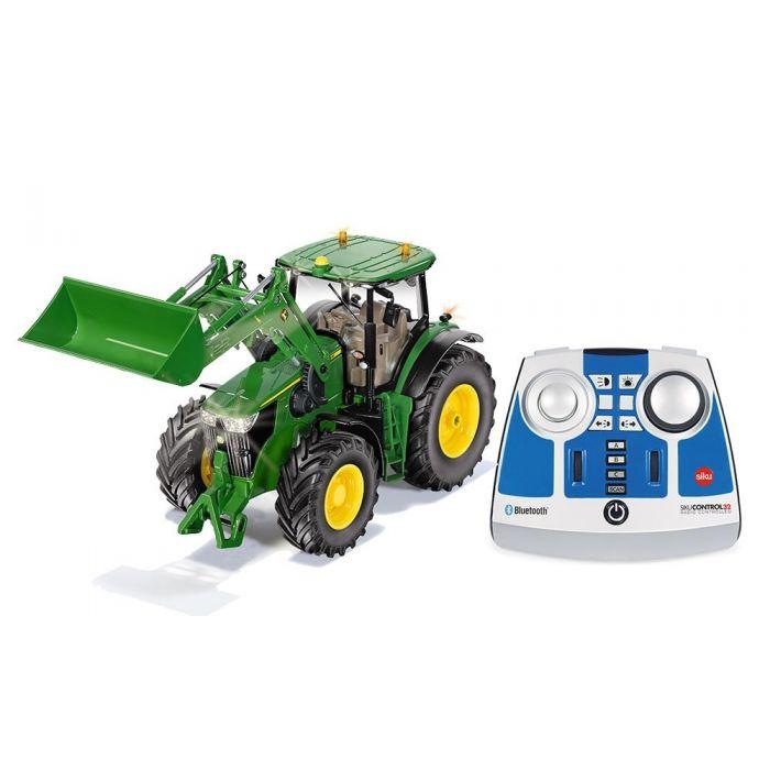Ranking Top 5 traktorów z ładowaczem