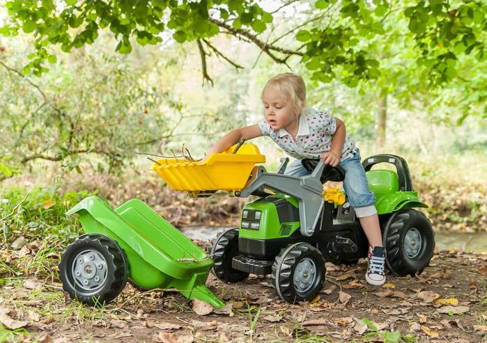 Jakie zabawki wybrać do ogrodu?